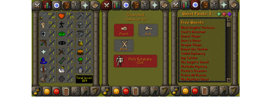 RS 07 Account (ATT 40, STR 70)