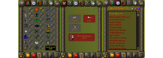 RS 07 Account (ATT 40, STR 80)