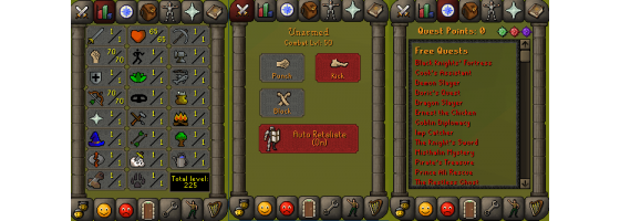 RS 07 Account (STR 70, RNG 70)