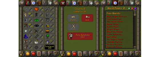 RS 07 Account (STR 80, RNG 80)
