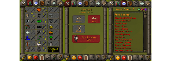 RS 07 Account (STR 70)