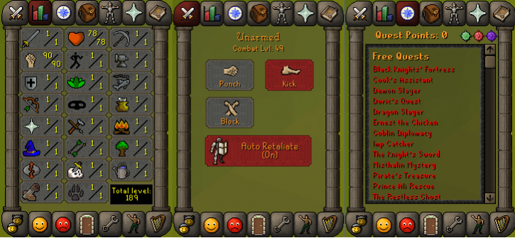 RS 07 Account (STR 90)